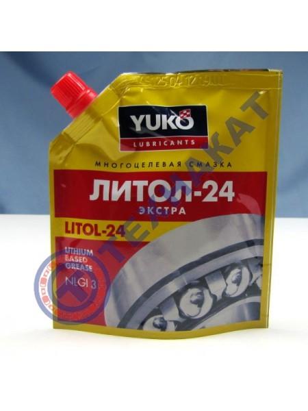 Литол-24 YUKO (дой-пак 150гр)