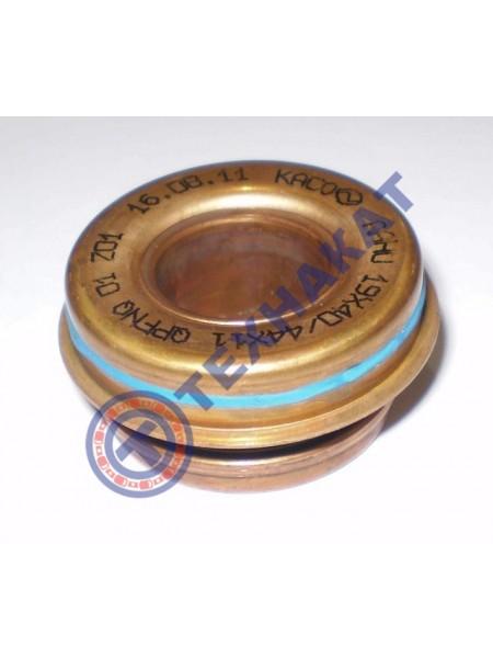 Уплотнение водяного насоса ЯМЗ-7511 КАСО d-19 (большой грибок,фибра) 8501-1307029