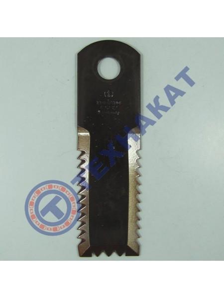 Нож измельчителя зубчатый 42232 Radura Германия