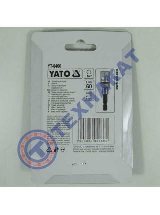 Держатель насадок магнитный YT-0466 YATO