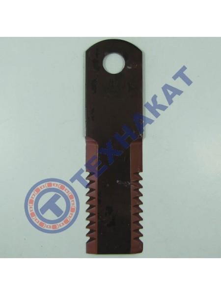 Нож измельчителя зубчатый A009H